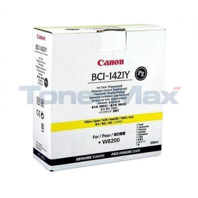 CANON BCI-1421Y W8200 INK TANK YELLOW 330ML